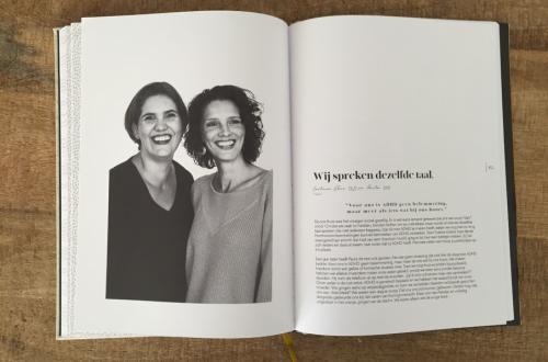 ADHD-zussen ADHD-boek ADHD bij vrouwen