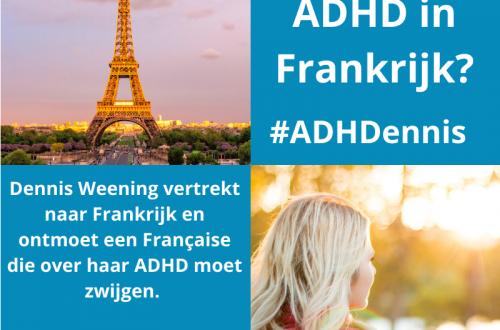 ADHD bij Vrouwen ADHDennis Frankrijk