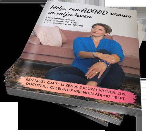 ADHD bij Vrouwen e-book
